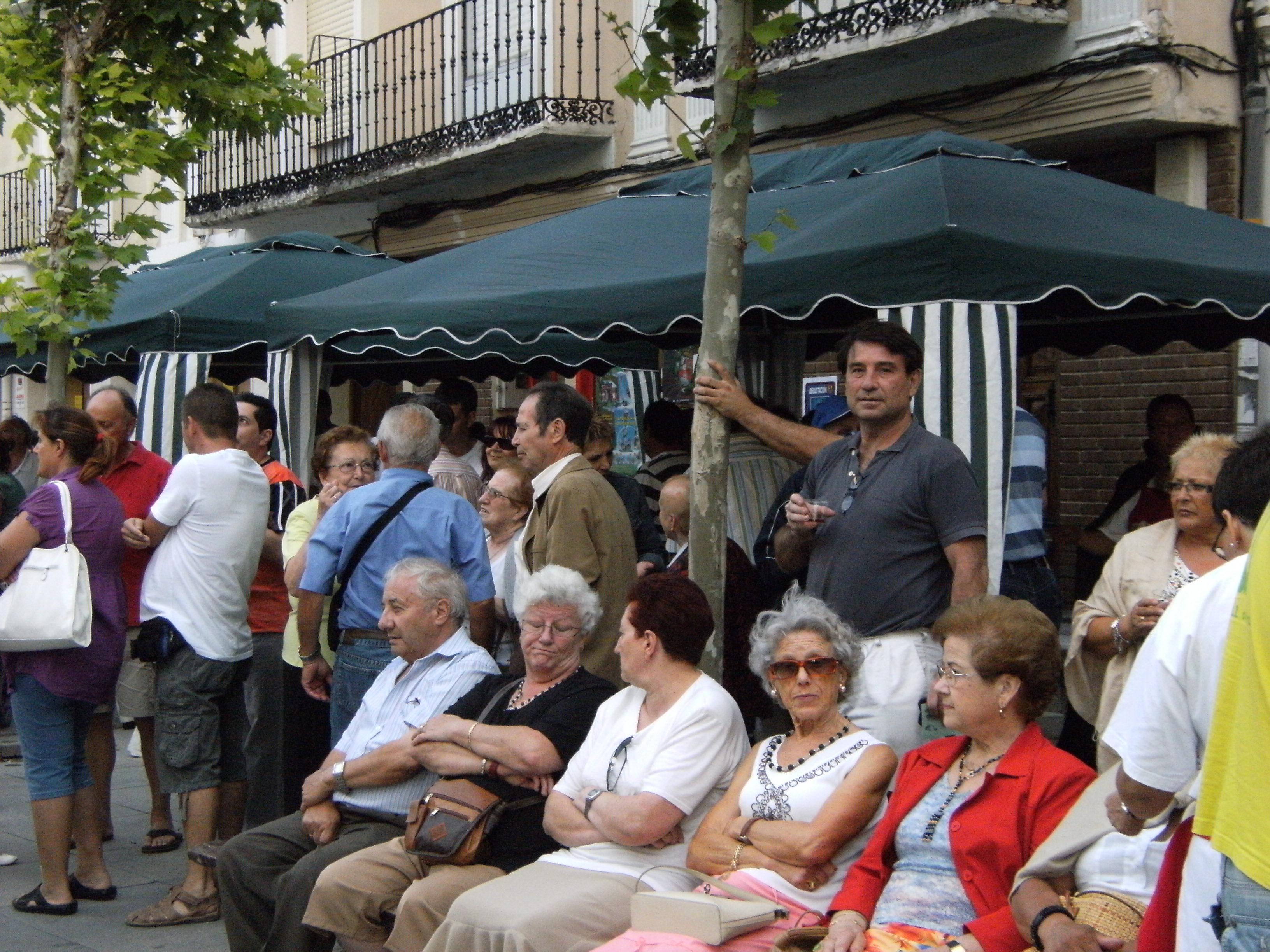 Cata popular de vinos de Tudela de Duero