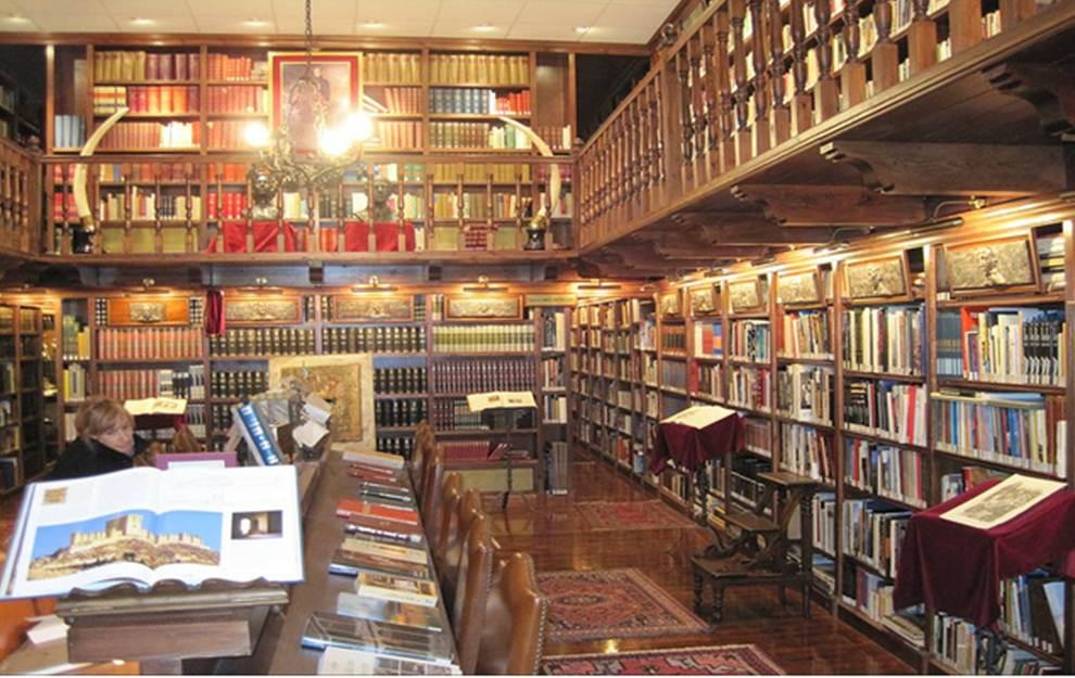 Biblioteca de Bodegas Mocén