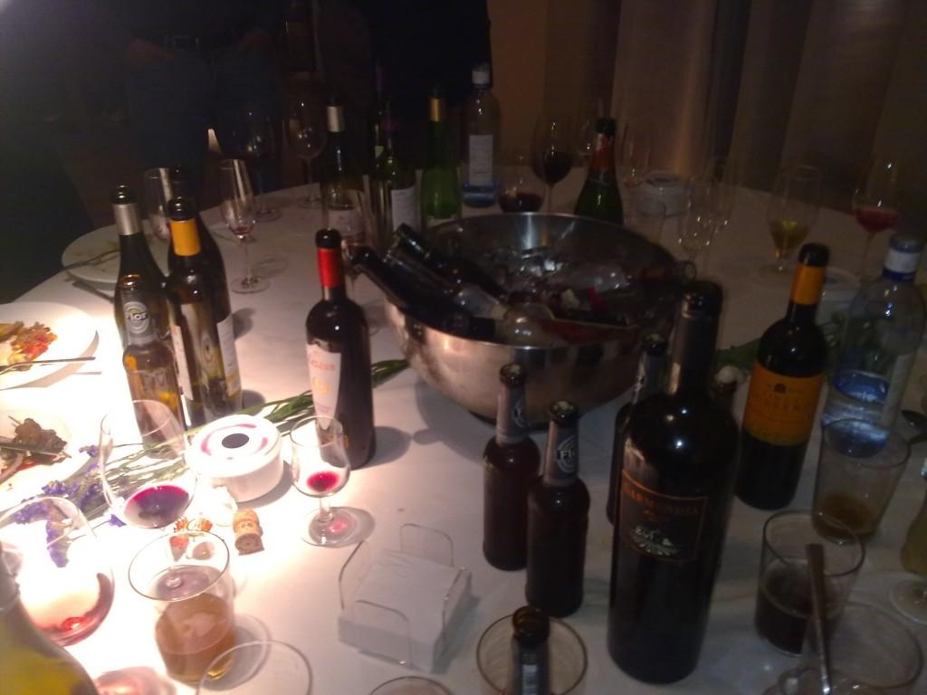 International organic wine fair in Spain