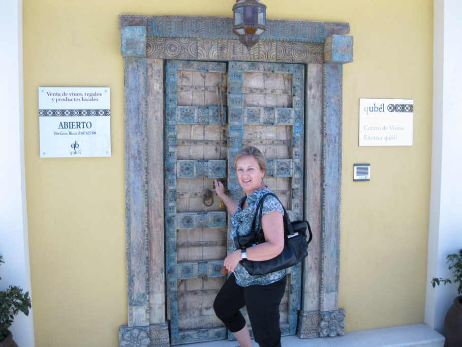 Puerta de la Enoteca