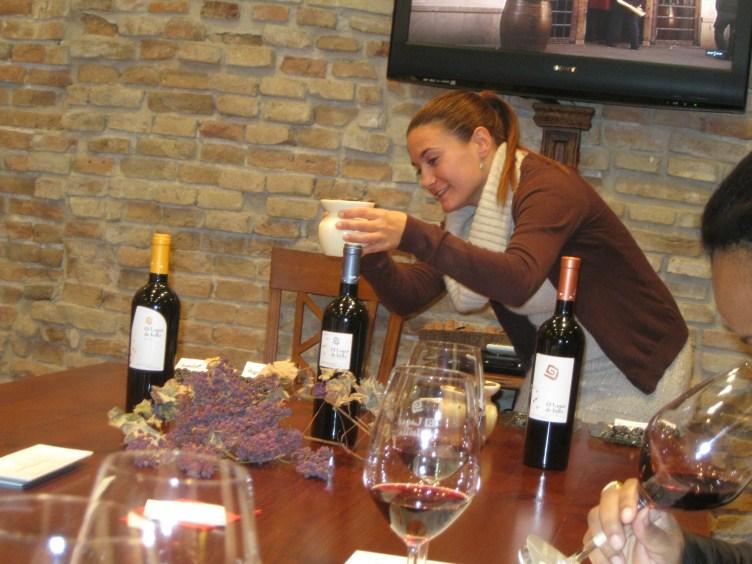 Maridando vinos con uvas tempranillo, merlot, cabernet y chocolate Guanaja