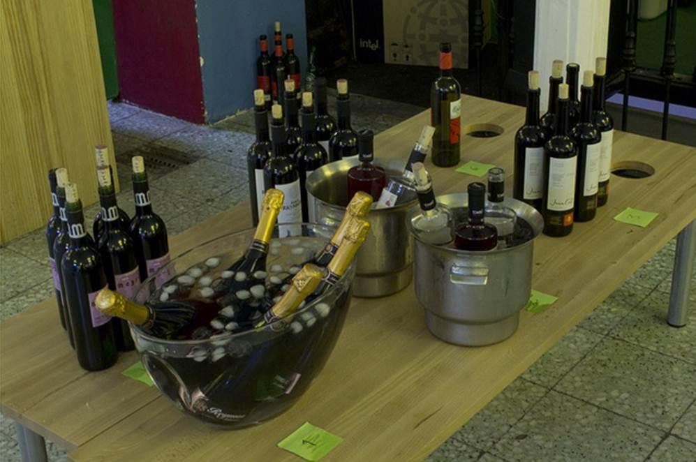 Vinos cata Taller Sensorial del Vino 3