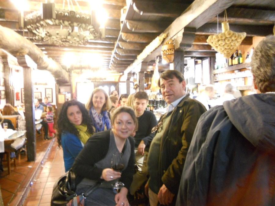 En el Lagar de Isilla (Restaurante)