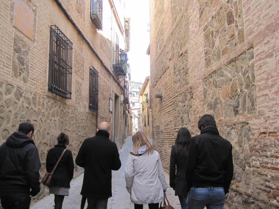 Visita guiada de Toledo